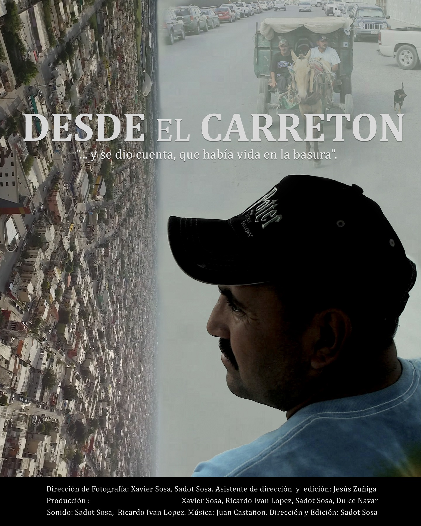 DESDE EL CARRETÓN