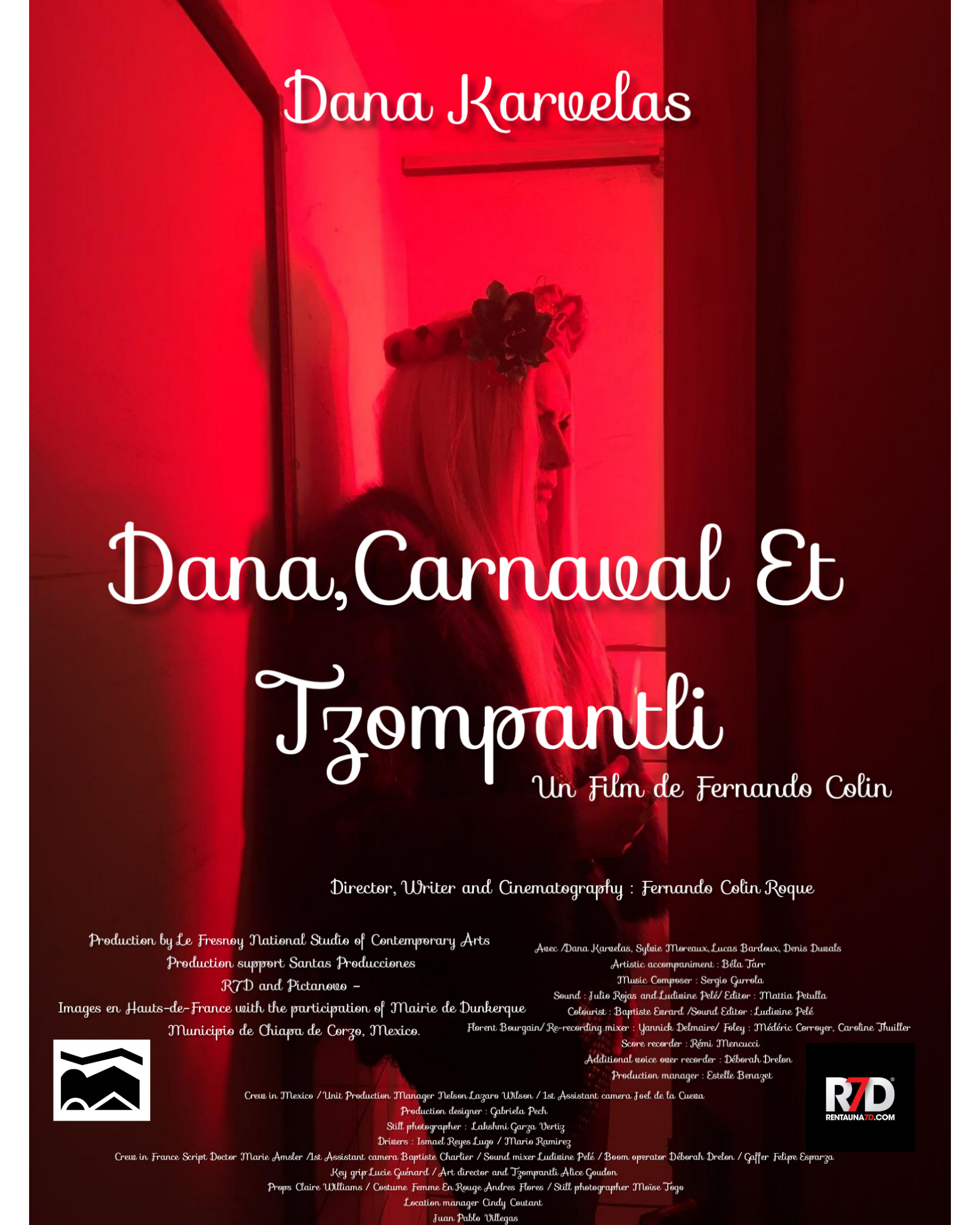 Dana, Carnaval y Tzompantli (2019)