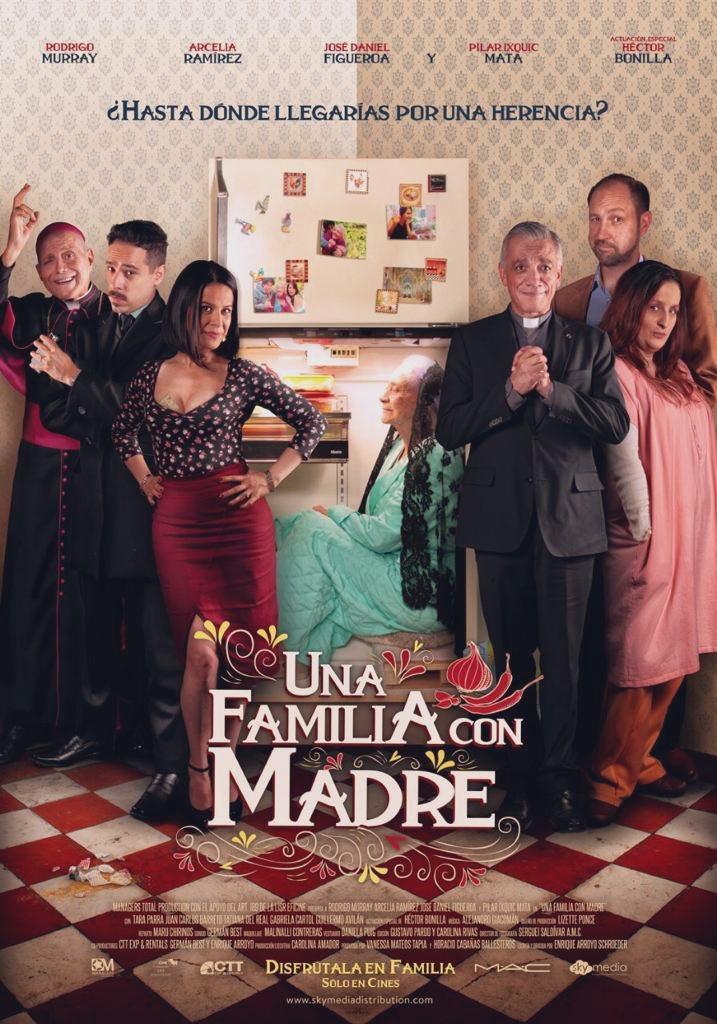 Una Familia Con Madre (2019)